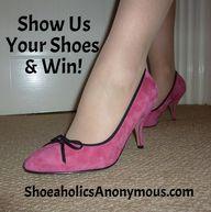 Show Us Your Shoes A