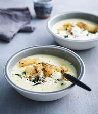 Buttery Leek Soup Wi