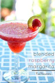Blended Raspberry Ma