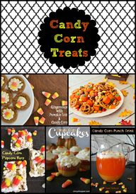 Delicious Candy Corn...