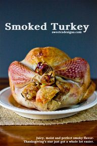 Perfect Smoked Turke