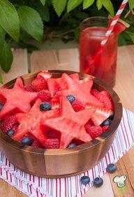 Star-Spangled Fruit
