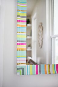 Washi Tape Mirror Fr