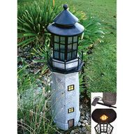 Solar Lighthouse Gar