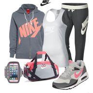 """Nike Girl Overnight"
