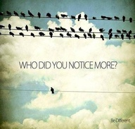 Be #different