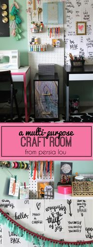 Craft Room Tour - lo
