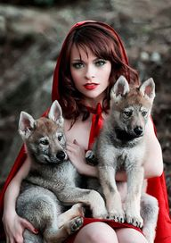 Red Riding Hood with