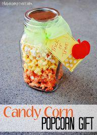 Candy Corn Popcorn G