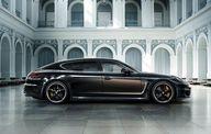 Porsche's swoopy Pan