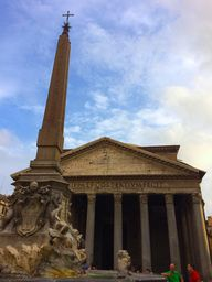 The #Pantheon in #Ro
