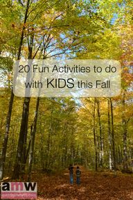 20 Fun Activities to...