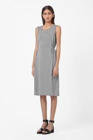 Relaxed jersey dress
