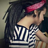 """perfect"" dreads"