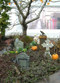 miniature halloween