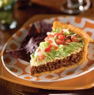 Taco Pie, one of my