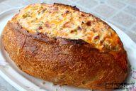 Cheesy Baked Dip - T