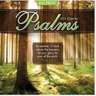 Psalms Big Print 201