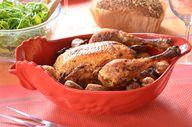 poulet fermier label
