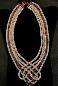 Celtic knot design m