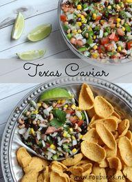 Texas Caviar Dip Rec