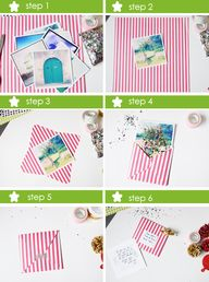 DIY Instagram greeti...