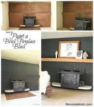 How to paint a brick