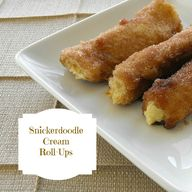 Snickerdoodle Cream