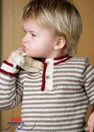 Boy's Sweater In Adr