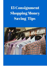 13 Tips for Consignm