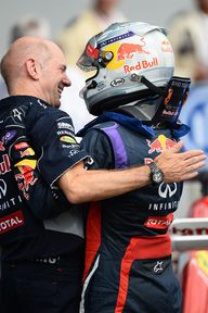 Adrian Newey - the t