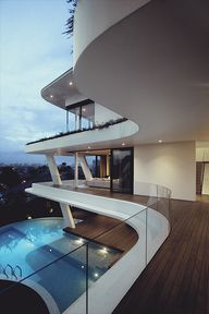 Beautiful and modern
