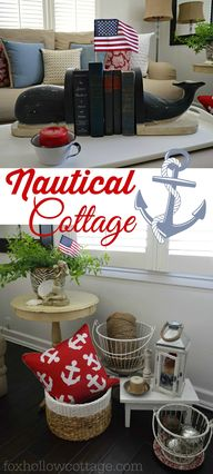 Nautical Home Decora