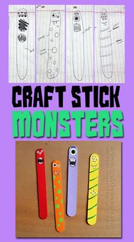 Make adorable craft