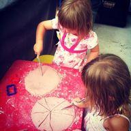 DIY Kinetic Sand...