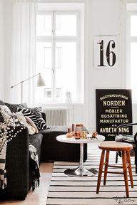 Loft living room #bl