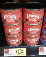 Lindsay Olives just