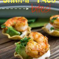 Shrimp Taco Bites Re