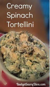 Creamy Spinach Torte