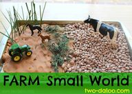 Farm Small World at