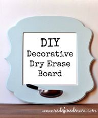DIY Decorative Dry E
