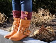 Basic Buttoned Boot