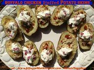 Buffalo Chicken Stuf