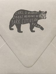 Bear Return Address
