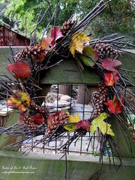 Fall Leaves in a Twi