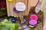 Fairy House #craft f