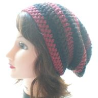 Adult Crochet Slouch