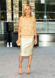 Tory Burch at the 2012 CFDA Fashion Awards #partysnaps #fashion #cfda #harpersbazaar #toryburch
