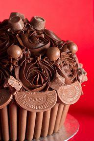 Giant Cupcake...