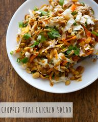 Thai Chicken Salad -